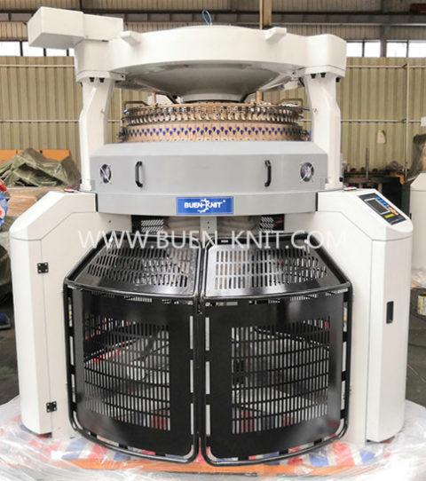 doble frontura interlock maquinas circulares electronica jacquard