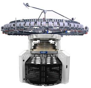 maquinas circulares doble fontura rib interlock