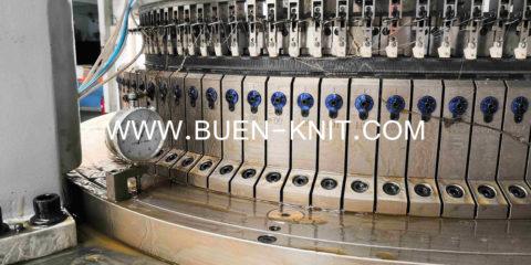 maquina circular textil interlock
